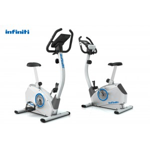 Infiniti PG680 Upright Exercise Bike